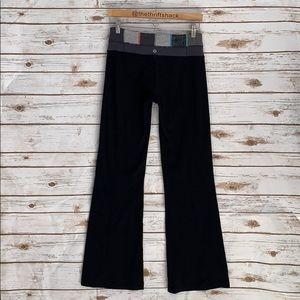 Lululemon Groove Workout Pants Black 6